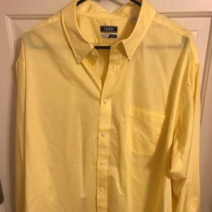 XXL stretch Izod button down shirt